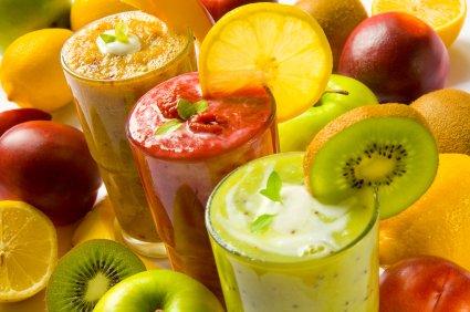 detox trái cây