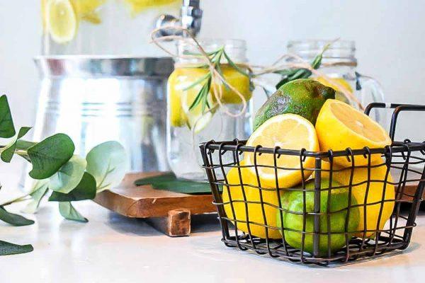 lợi ích của nước detox