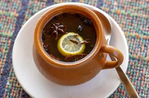 nước detox giảm cân hạt tiêu đen đinh hương