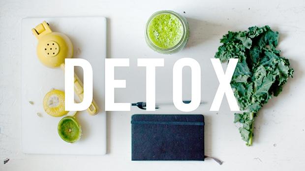 detox cuộc sống
