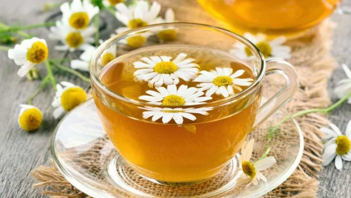 trà hoa cúc