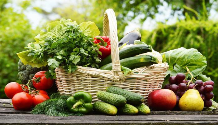 trái cây và rau quả