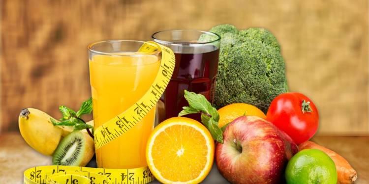 đồ uống giảm cân