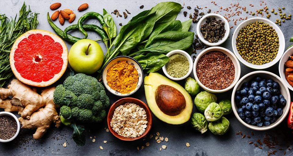 thực phẩm giải độc gan